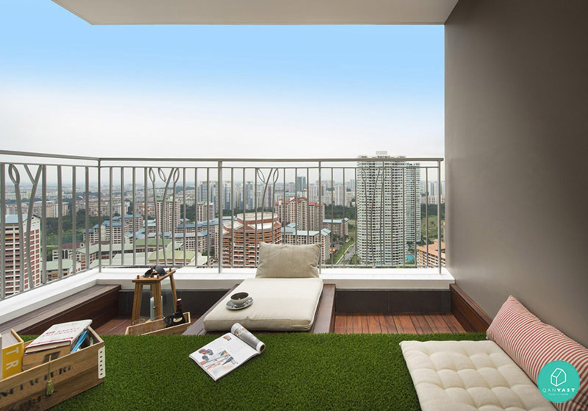 5 ideas to invigorate your hdbcondo balcony