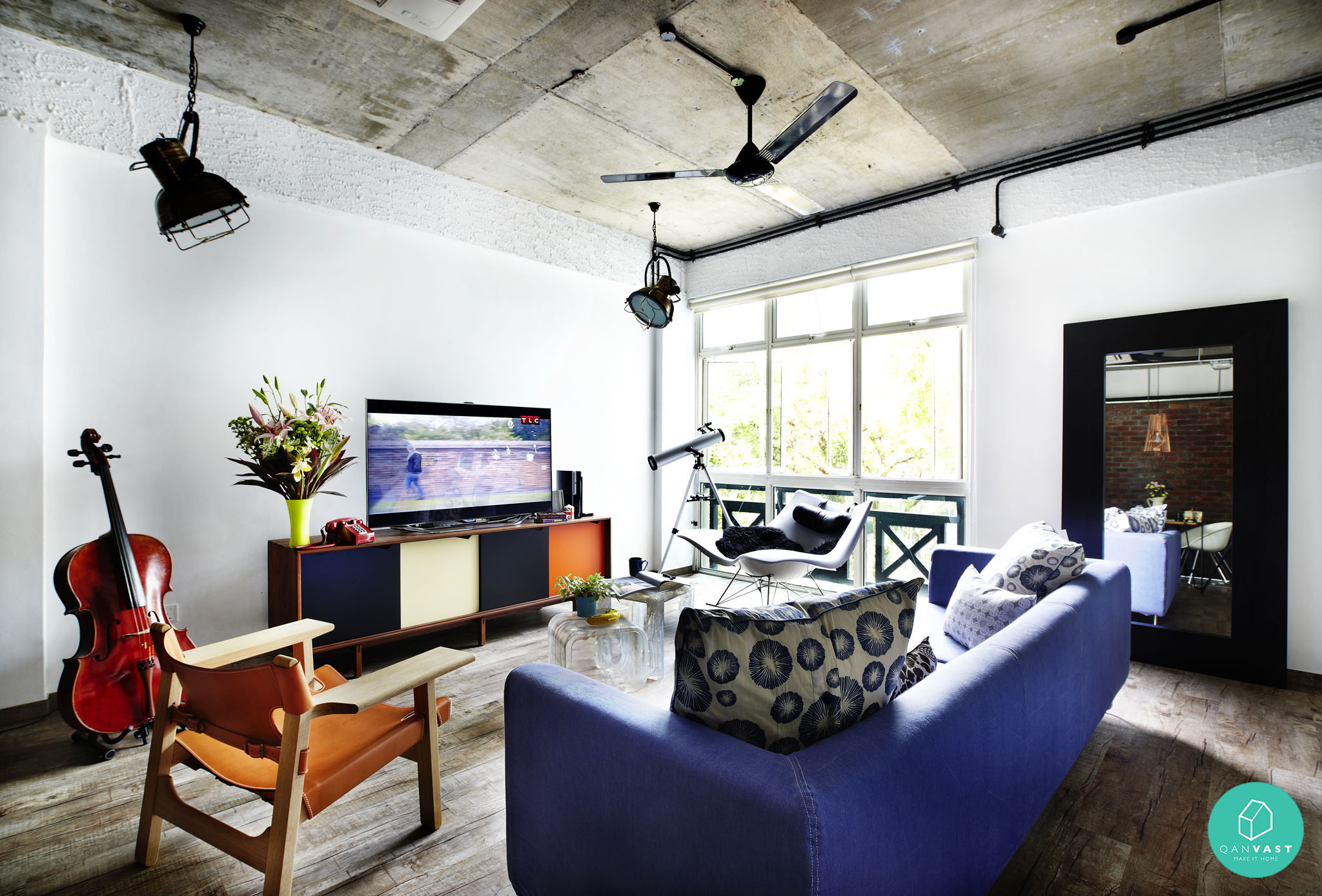 9 Different Singapore Home Renovation Styles