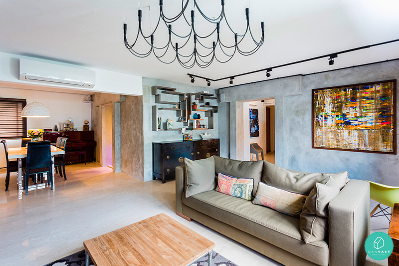 5 Awesome Interior Design Apps For Your Home S Makeover: 10 Mindblowing Airbnb-Worthy Homes In Singapore