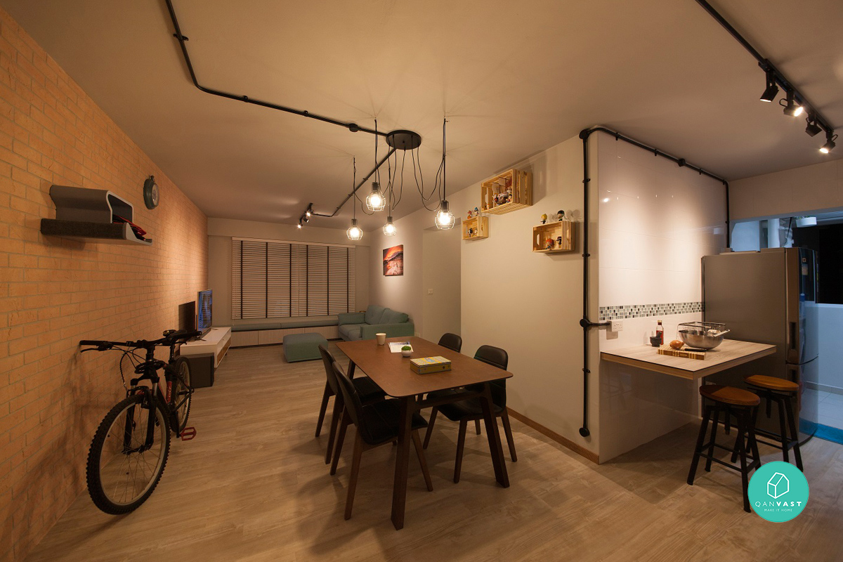 6 brilliant 4 room hdb ideas for your new home