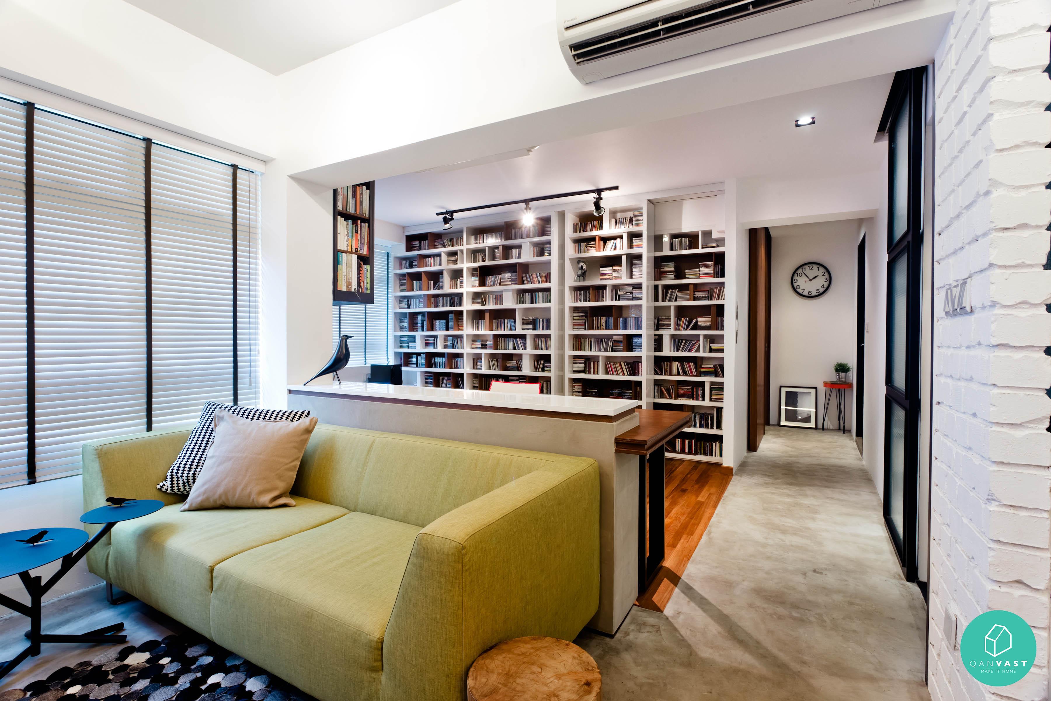 Living Room Study Future Home