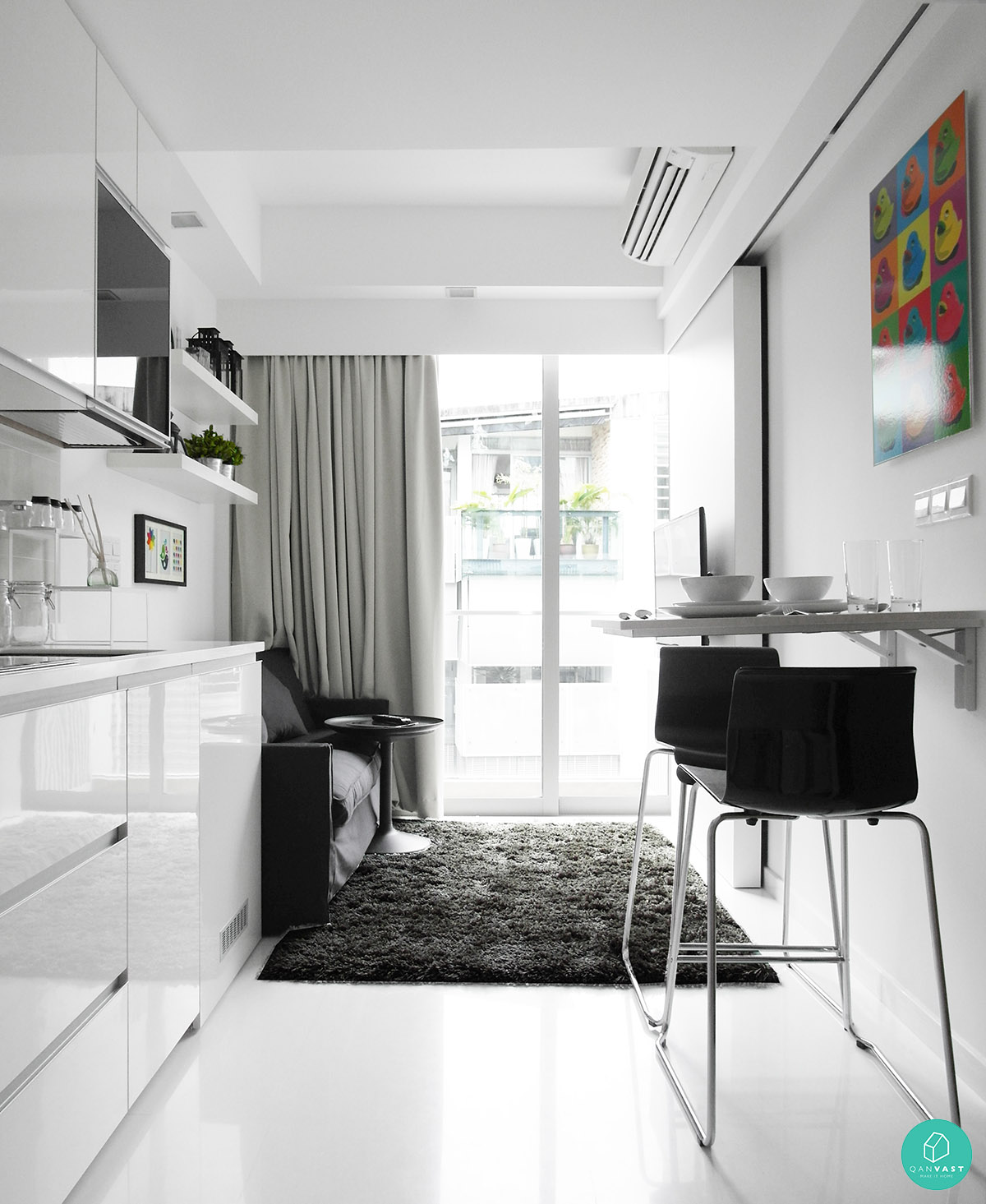Home Design Ideas For Condos: Smart Designs For Small Spaces In Singapore Homes