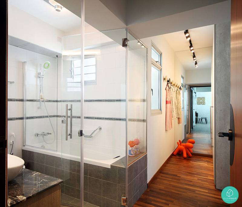 Glass partitions are cooler than solid walls here 39 s why for Interior design 75063