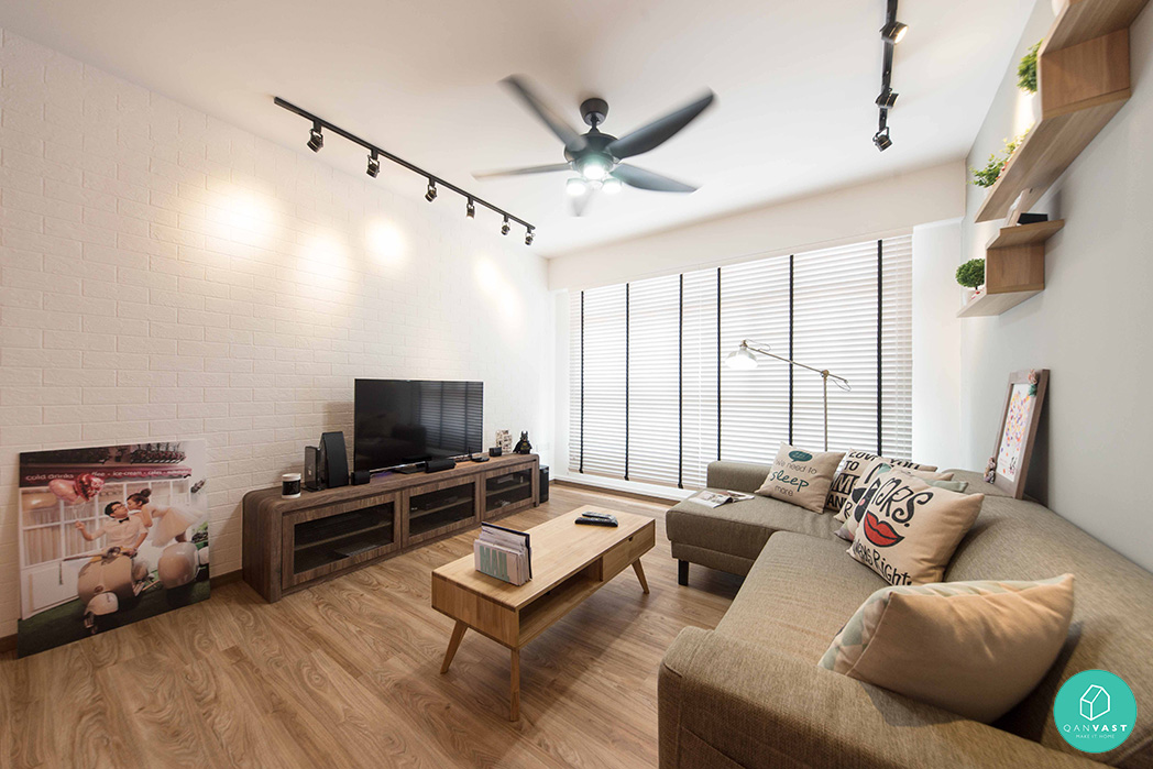 10 popular renovation decor ideas in singapore homes - Nordic interior design ...