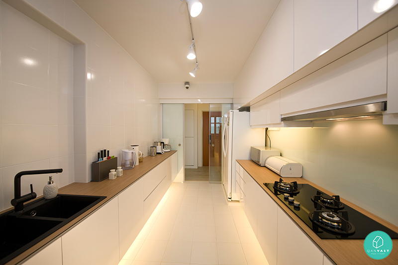 Simple home designs you d love to go home to for Minimalist interior design hdb