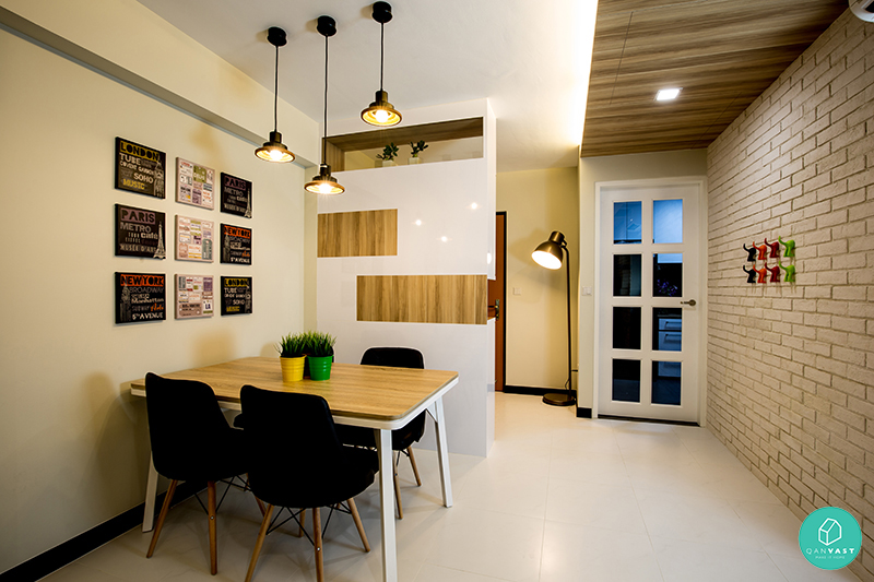 8 awesome bto interior designs that look good in any home for Interior design 5 room flat singapore