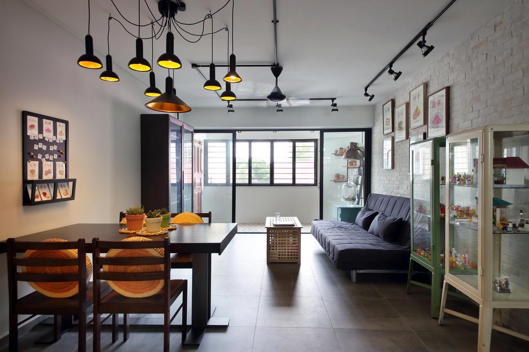 Upper serangoon crescent block 475c qanvast home for Hdb balcony design