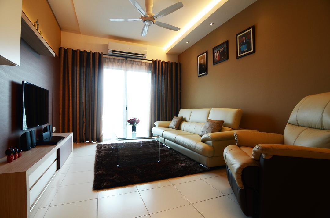 Simple penang condo interior design joy studio design for Simple condo design