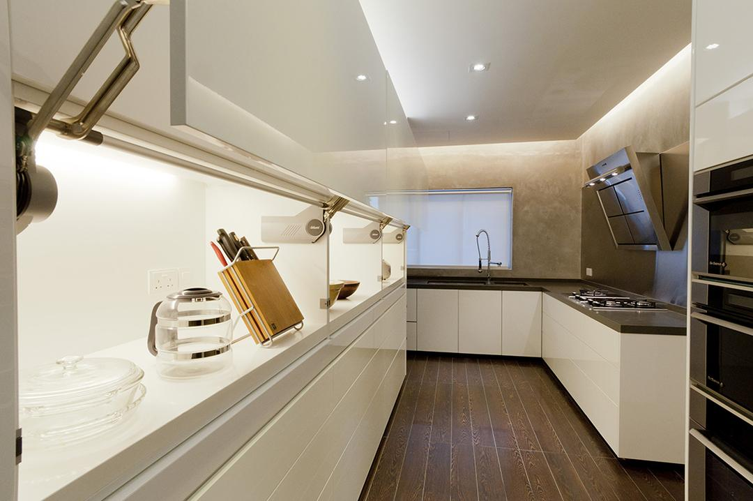 condo kitchen design. Architology Kitchen Sliding Storage  Smart Designs For Small Spaces In Singapore Homes Qanvast