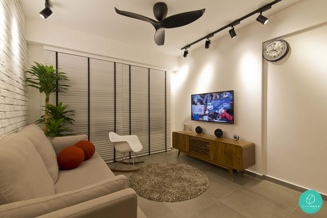 10 popular home renovation designs for young couples on a for Element apartments reno